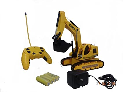 Buy rvold heavy duty rechargeable jcb truck with wireless remote rvold heavy duty rechargeable jcb truck with wireless remote control fandeluxe Images