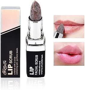 PeHtion_Beauty Lip Scrub Cream Exfoliante para el cuidado de los ...