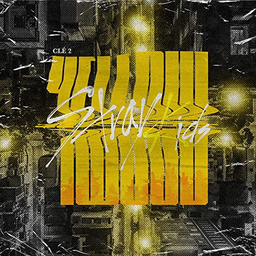 Stray Kids - Clé 2 : Yellow Wood (Special Album) [Yellow Wood ver.] CD+Photobook+3QR Photocards+Pre-Order Benefit+Folded Poster+Double Side Extra Photocards Set