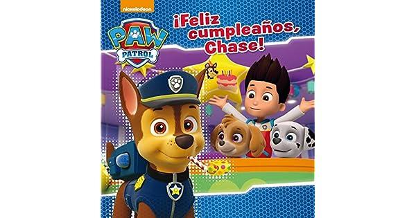 Amazon.com: Patrulla Canina. ¡Feliz cumpleaños, Chase ...