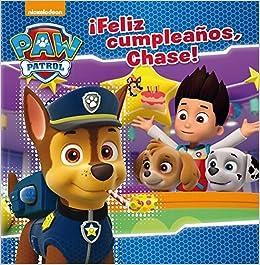 Feliz cumpleaños, Chase! Paw Patrol | Patrulla Canina ...