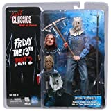 Cult Classics Hall of Fame Friday the 13th Jason Action Figure by NECA