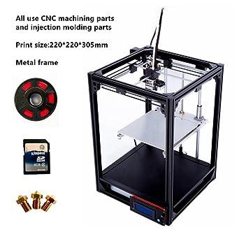 Impresora 3d Clone Ultimaker 2 Extended CL-260: Amazon.es ...