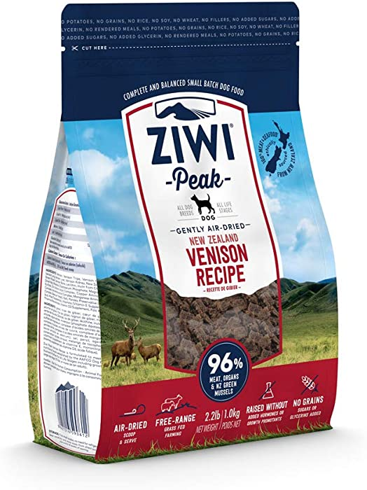 The Best Ziwi Peak Lamb Dog Food 5Lb