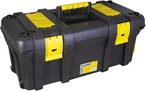 Maurer 2240035 Caja Herramientas Maurer 770x410x400 mm.(Baúl con ruedas): Amazon.es: Bricolaje y herramientas