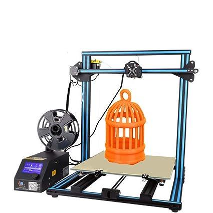 Creality, actualización impresora 3D CR-10 S5 y control con doble ...