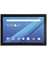 "Lenovo TAB4 10 - Tablet de 10.1"" IPS/HD (Procesador Qualcomm Snapdragon 425, RAM de 2 GB, memoria interna de 16GB, Android 7.0, Bluetooth 4.0 + Wifi) color negro"