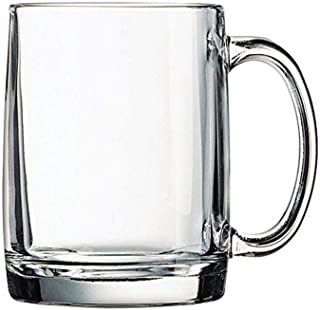 product image for Luminarc Arc International Nordic Mug with Tea Definition (Set of 6), 13 oz, Clear