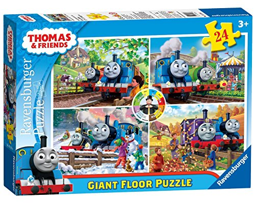 Four Seasons Floor Puzzle - 8
