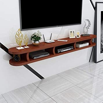 SCH Dormitorio Sala de Estar repisa Soporte para TV Soporte para TV enrutador WiFi descodificador Reproductor de DVD pequeño Altavoz Soporte para proyector Soporte para TV: Amazon.es: Electrónica
