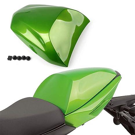Amazon.com: Rear Passenger Pillion Seat Cowl Cover Fairing ...