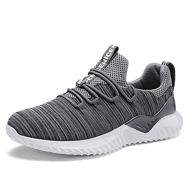 Amazon.com | New Four Seasons Tennis Shoes Men Lace-up Athletic Trainers Zapatillas Sports Male Shoes Outdoor Walking Sneakers | Shoes