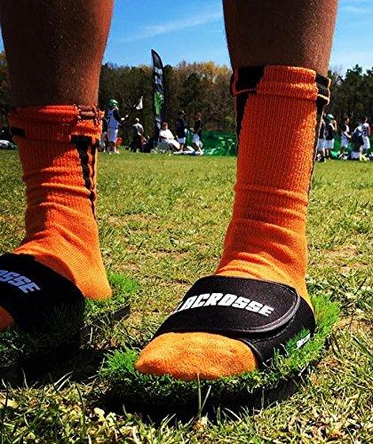 GrassSlides Lacrosse Grass Slides Shoes Are Made From Real Turf, Slippers, Sandals, Flip Flops, Slips.