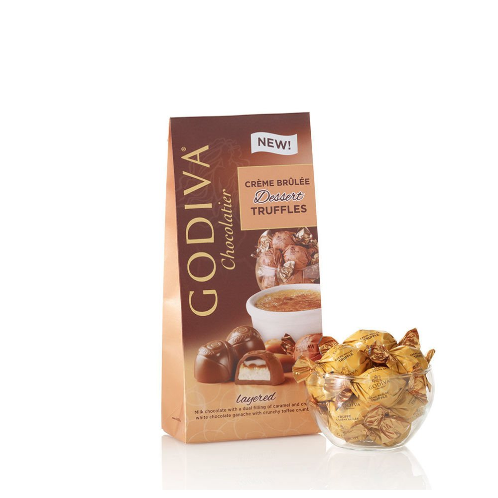 Amazon.com : Godiva Dark Chocolate Truffle