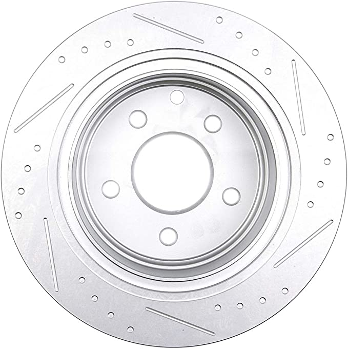Front Disc Brake Rotor 2PCS For 2013 for Altima