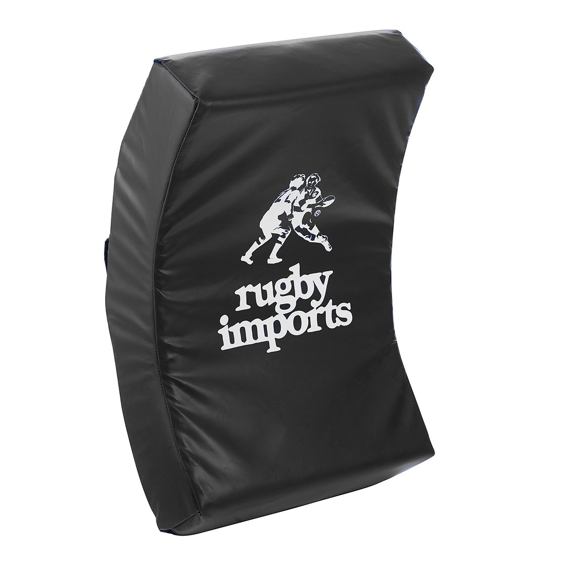 Rugby Scrimmage Shield Curved ブラック Large