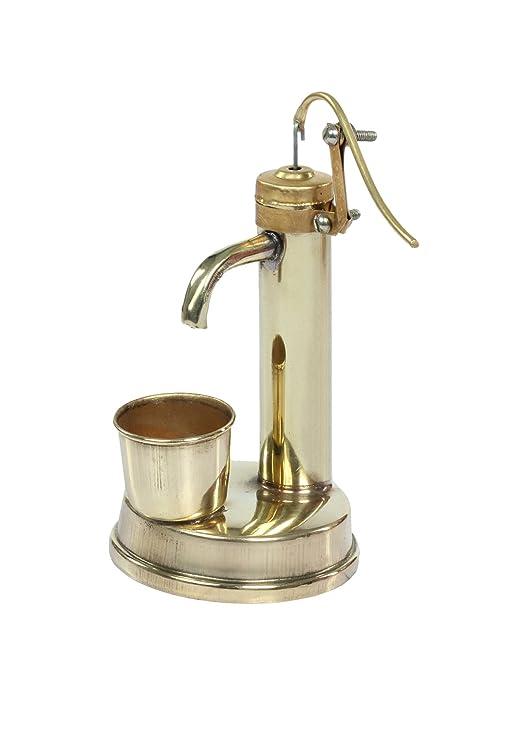 b6d3f6f8de88 Buy Desi Toys Brass Hand Pump