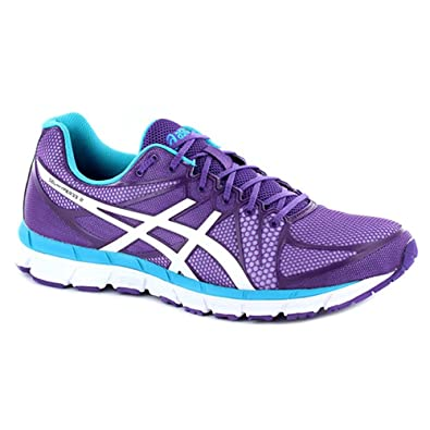 meet 8bd2c 4619e Asics Gel-Hyper33 2 Running Shoe Purple Wht Lavend  Amazon.co.uk  Shoes    Bags