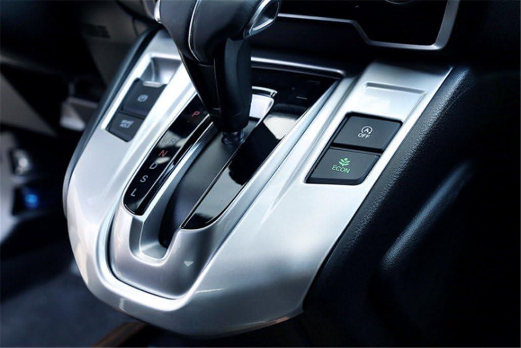 CR-V2017 BlueCCL Stainless Steel Gear Shift Box Molding Cover Trim for Honda CRV CR-V 2012 2013 2014 2015 2016 2017