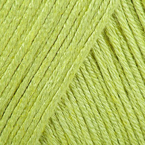 (Sirdar Snuggly Baby Bamboo DK - Limey (155))