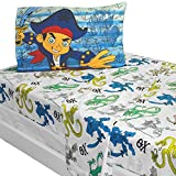 Disney Jake Captain Sheet Set, Twin