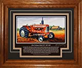 Allis Chalmers Model D17 1957-1967 H Tractor Gift for Dad Allis Chalmers Pictures Wall Decor Art