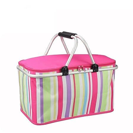 térmica cesta de la compra Cesta de picnic comida para llevar ...