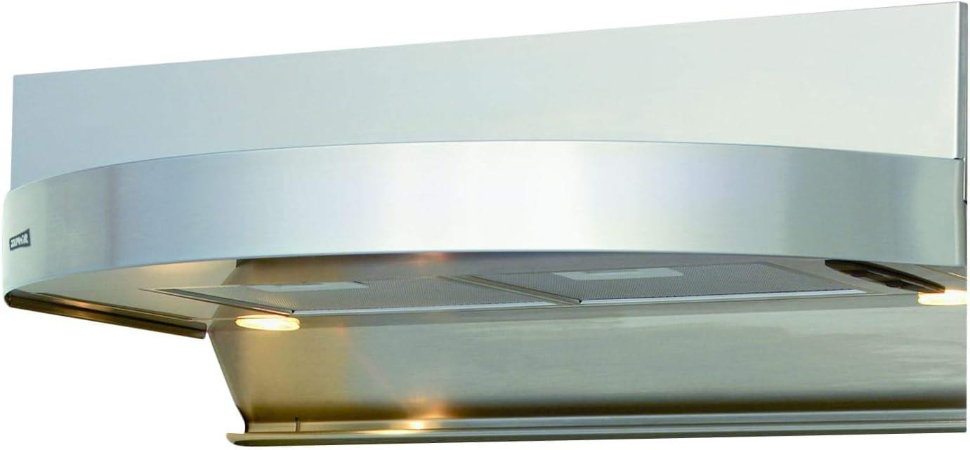 """Zephyr ZTAE30AS Europa 30"""" Stainless Steel Under Cabinet Range Hood"""