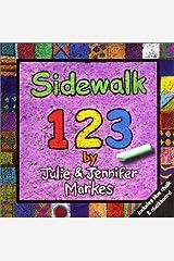 Sidewalk 123 Hardcover