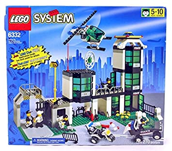 LEGO City Command Post Central 6332 Police