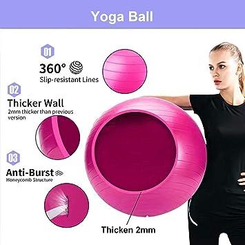 Balón de balón de pilates, balón, balón, gimnasio, balón de ...