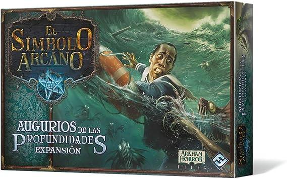 Fantasy Flight Games-El simbolo arcano: Augurios de Las Profundidades-Español, Multicolor (FFSL19): Amazon.es: Juguetes y juegos