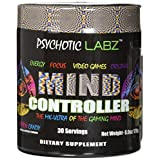 Psychotic Labz Mind Controller, Cotton Candy, 0.65 Pound
