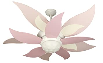 Amazing Craftmade BL52W 52 Inch Bloom Fan, White, Blades Sold Separately Great Pictures