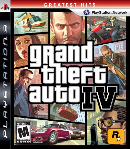 Grand Theft Auto IV - PlayStation 3 (Cheats For Gta 4 Episodes Of Liberty City)