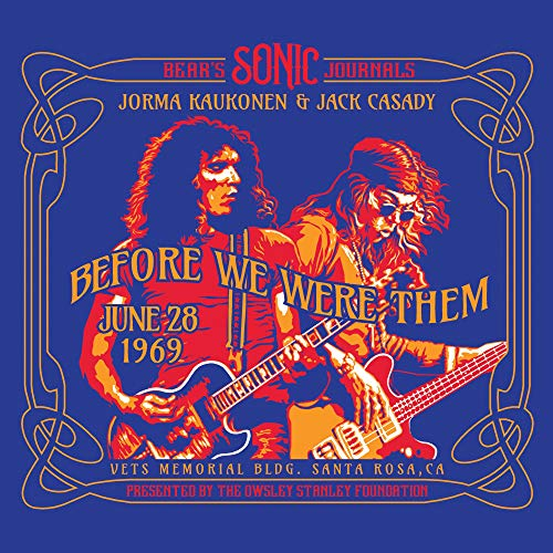 Bear's Sonic Journals: Before We Were Them