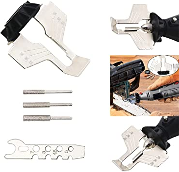 Attachment Chain Saw Tooth Grinding Tools Sharpening Used for Electric Grinder
