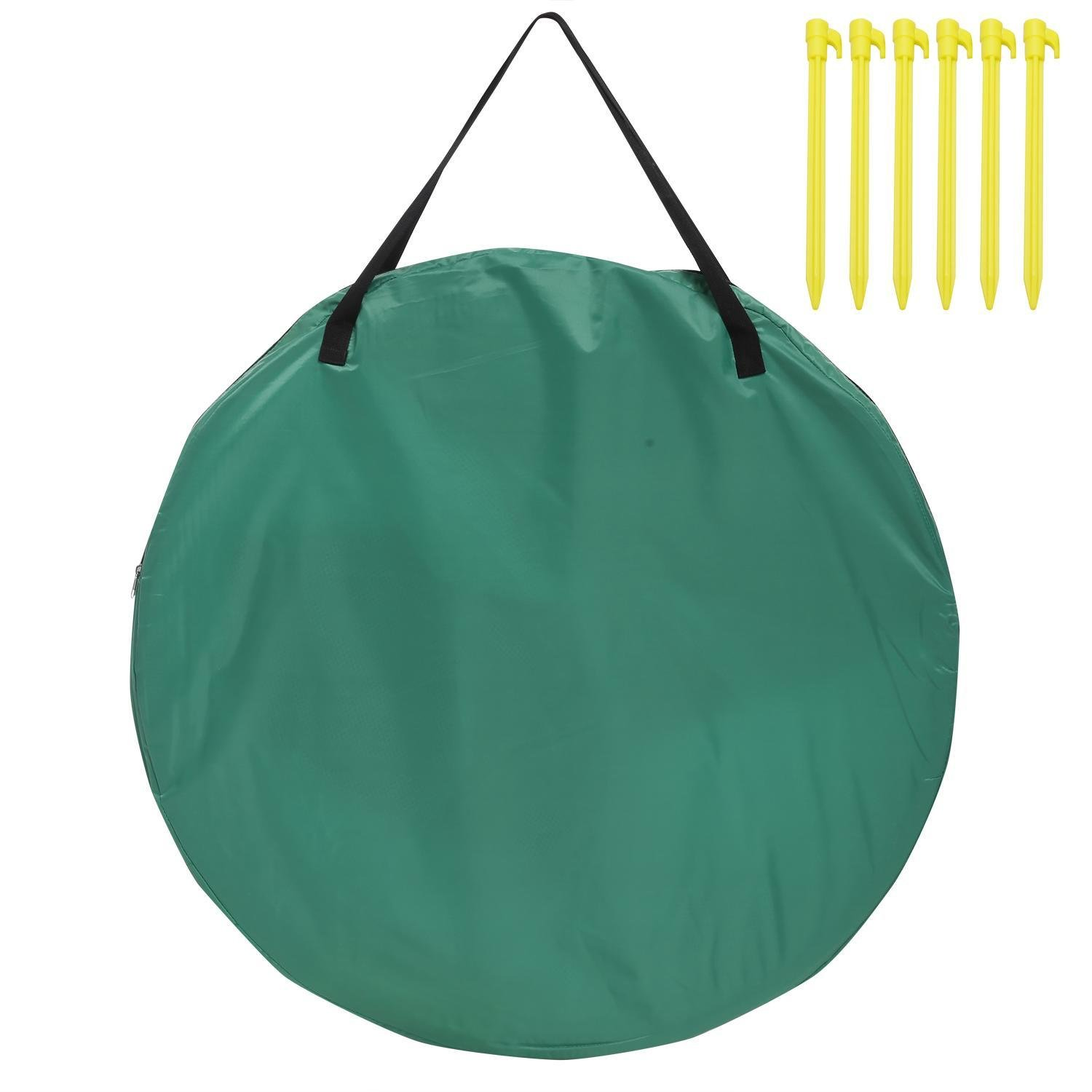 Hindom Portable Golf Practice Net Driving Range Foldable Pop-Up Golf Training Batting Cage with Carrying Bag (US STOCK) by Hindom (Image #7)