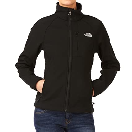 2b534e738 Amazon.com: The North Face Apex Bionic Jacket - Women's TNF Black ...