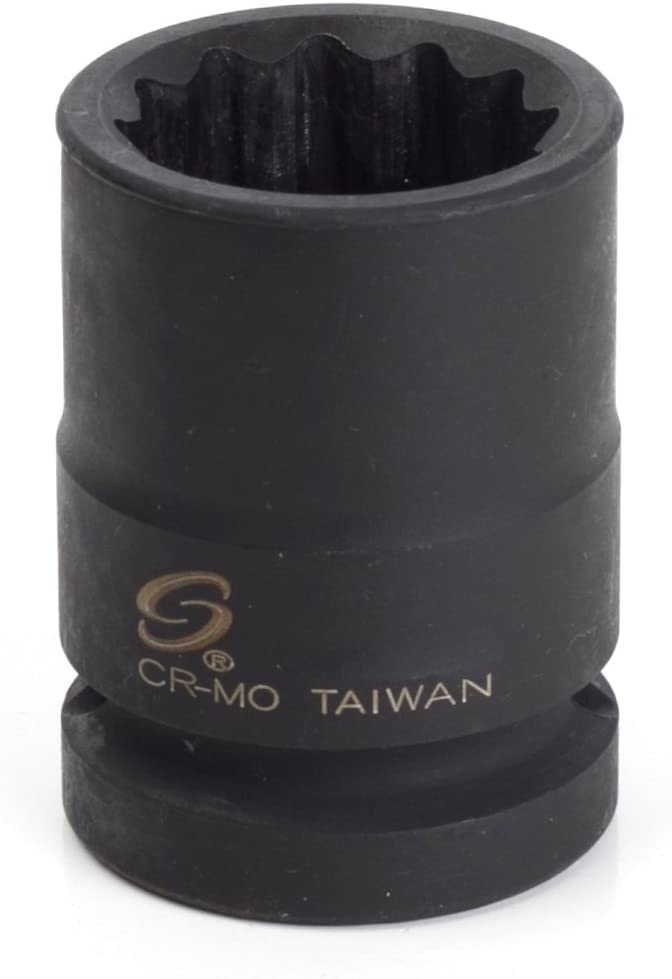 Sunex 420zt 3//4-Inch Drive 5//8-Inch 12-Point Thin Wall Impact Socket