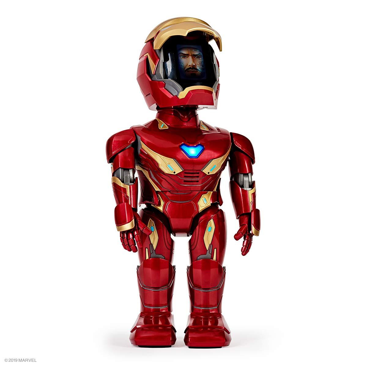 UBTECH Marvel Avengers: Endgame Iron Man Mk50 Robot by UBTECH (Image #2)
