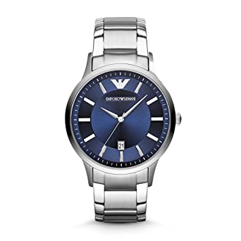 c7525f6cf7639 Amazon.com  Emporio Armani Men s Renato Watch