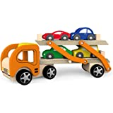 Viga Wooden Car Transporter