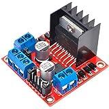 Controlador L298N Motores DC PAP Driver Stepper Doble puente H Arduino Robot PIC