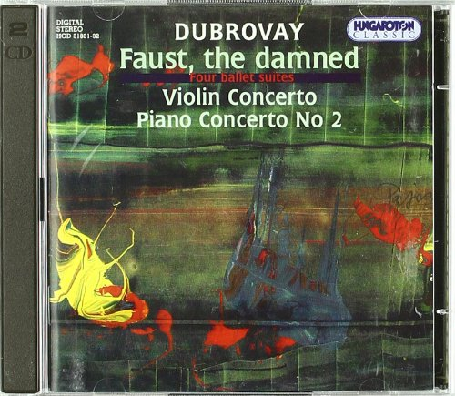 Faust the Damned-Violin Concerto No. 2                                                                                                                                                                                                                                                    <span class=