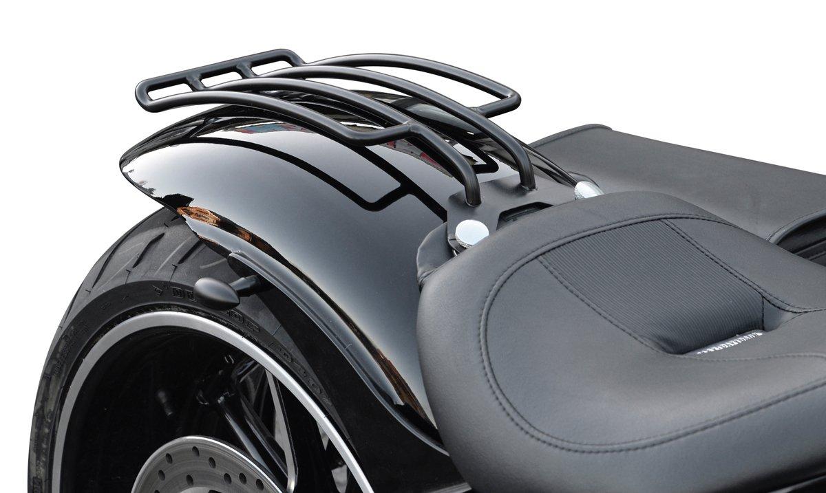 Deluxe Breakout und FatBoy Gep/äcktr/äger f/ür Softail Solositz speziell f/ür Heritage+Springer Classic au/ßer Heritage Springer Harley Davidson Buffalo Bag.
