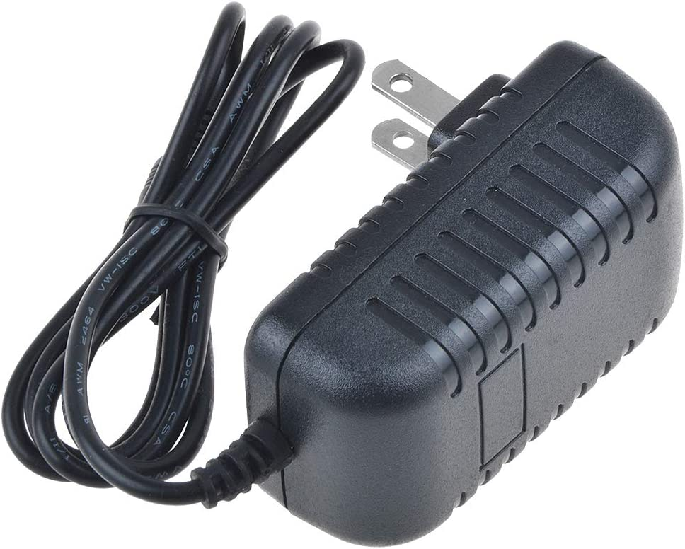 Uniq-bty AC DC Power Supply Adapter for Leapfrog Clickstart My First Computer 22325 20519