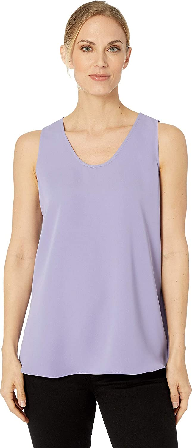 Thistle NIC & ZOE Womens Open Arm Tank Top