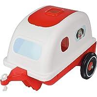 BIG Bobby Trolley Marble Tranvía Blanco 15 L
