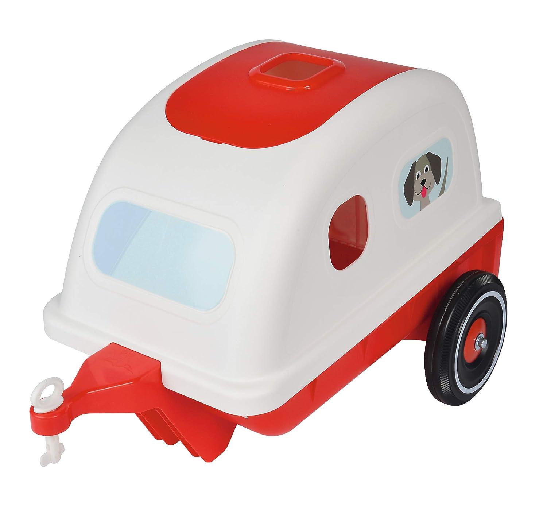 Tranv/ía, Blanco, 4 Rueda s , 15 L, 23 cm, 50,5 cm BIG Bobby Trolley Marble Tranv/ía Blanco 15 L Bolsa de Viaje